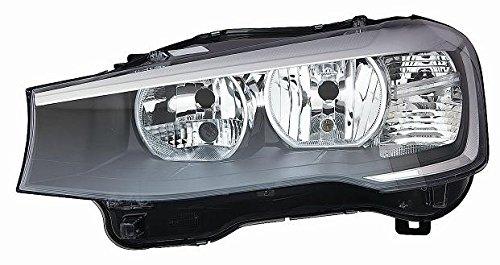 Preisvergleich Produktbild Scheinwerfer 2014 Parabol Schwarz c / Rechts Motor