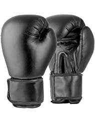 Lions Boxing Gloves MMA Punch Bag Training Mitts 6oz, 8oz, 10oz, 14oz, 16oz, Black, Pink, Red