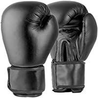 Lions Boxing Gloves MMA Punch Bag Training Mitts 6oz, 8oz, 10oz, 14oz, 16oz, Black, Pink, Red