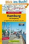 Radführer Hamburg und Umgebung (Bruck...