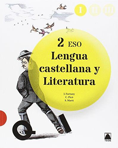 Lengua castellana y literatura 2 ESO - ed. 2016 - 9788430791477