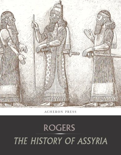 free kindle book The History of Assyria