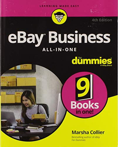 eBay Business All-in-One For Dummies (For Dummies (Business & Personal Finance)) (Ebay Für Dummies)