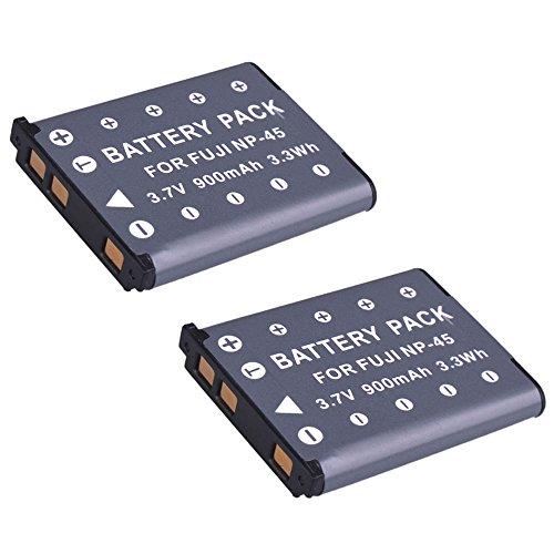2x-bps-np-45-li-ion-battery-for-fuji-finepix-xp80z1010exrz950exrjz500-digital-camerafujifilm-bc-45-b