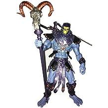 MASTERS OF THE UNIVERSE Actionfigur SKELETOR: Evil Warrior, lose mit Schwerthälfte und Widderstab (200X-Reihe)