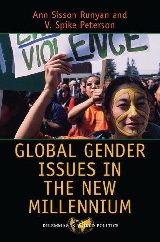 Global Gender Issues in the New Millennium (Dilemmas in World Politics) Paperback ¨C December 3, 2013