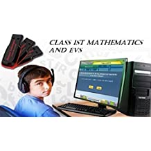 Heavenzr Technologies Class 1 COMBO (Mathematics And Environmental Science) Study Tool In Pendrive