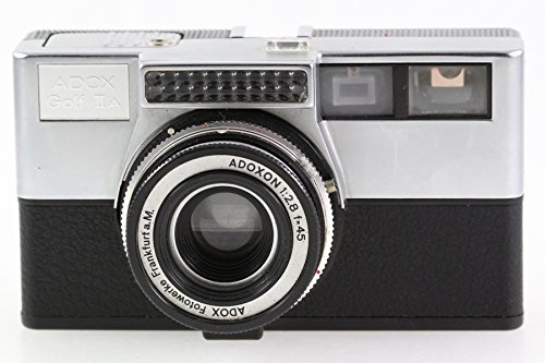 Adox Golf IIA II A Sucherkamera Kamera Camera mit Adoxon 1:2.8 45mm Optik