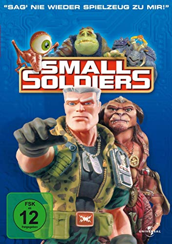 Small Soldiers (Small Soldiers Dvd)