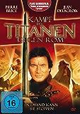 DVD Cover 'Kampf der Titanen gegen Rom