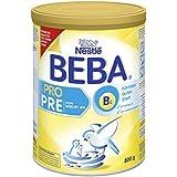 DébutBeba Pro Pre Lot de 4boîtes de 800g de laitpremier âge:dès la naissance