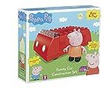 Peppa Pig macchina della famiglia Pig, Gioco di costruzioni