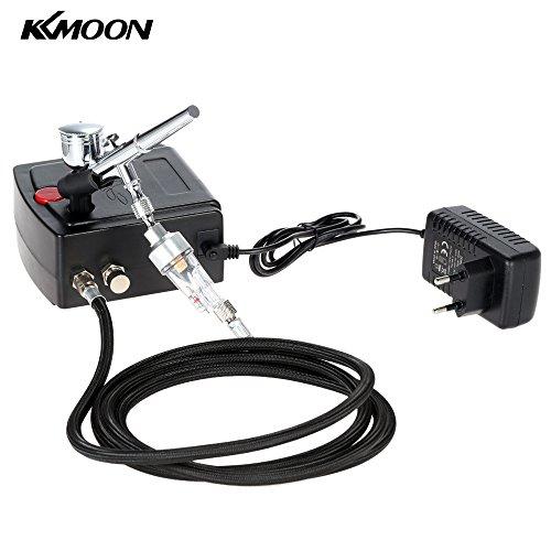 KKmoon - 100-240V Profesional Juego de compresor de Aire de...