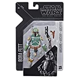 STAR WARS E3408ES0 The Black Series Boba Fett, Actionfigur Episode V, Mehrfarbig