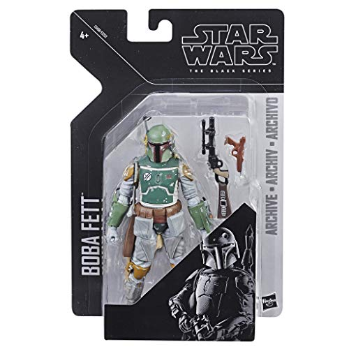 Star Wars- Sable Boba Fett, Color verde/gris (Hasbro E3408ES0)
