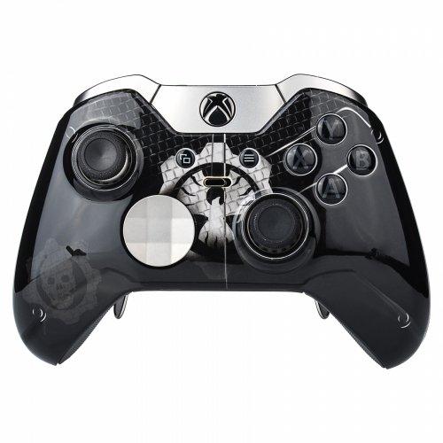 Midnight Xbox One Elite Modding Rapid Fire Controller, Funktioniert mit Allen Spiele, Cod, Infinite Warfare, Destiny, Rapid Fire, Dropshot, Mehr