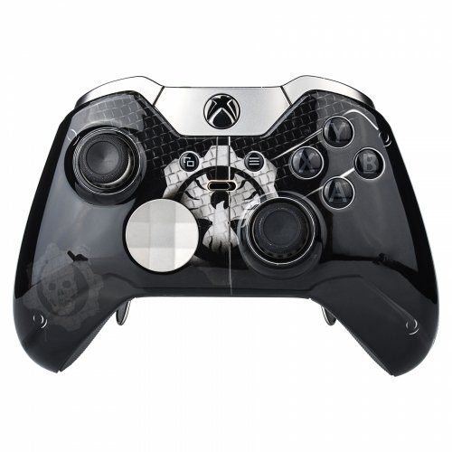 Midnight Xbox One Elite Controller/un-modded/Custom Elite Controller