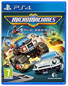 Micro Machines: World Series - PlayStation 4