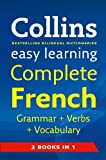 Collins Easy Learning Complete French (Collins Easy Learning French)