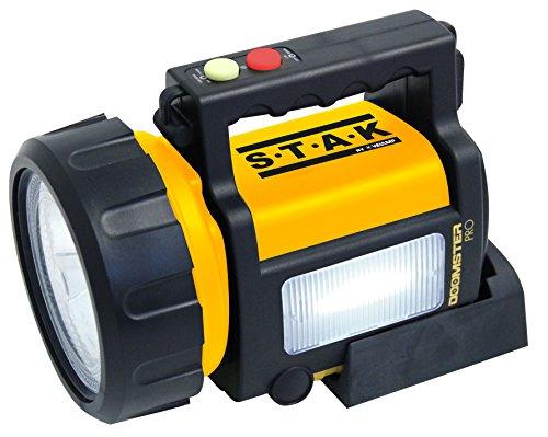 VELAMP ST999-5L doomster Pro Leuchtturm wiederaufladbar Kunststoff schwarz 5l-lithium-batterie