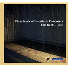 Piano Music of Palestinian Composers
