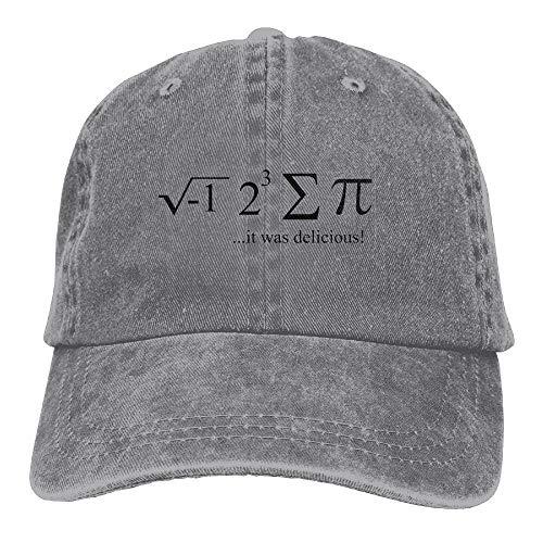 1e444437a DD Decorative National PI Day Funny Math Geek Classic Cotton Dad Hat  Adjustable Plain Cap Custom Denim Baseball Cap For Adult