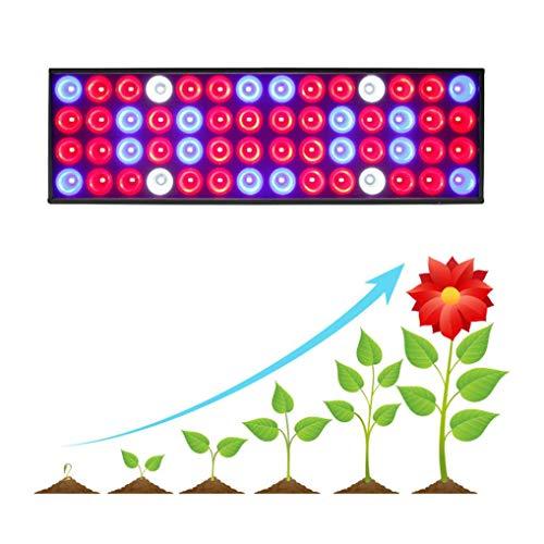 TianranRT 56 Lampe Perlen Hängenden Draht Panel Pflanzenwachstum Lampe Gewächshaus Setzling...