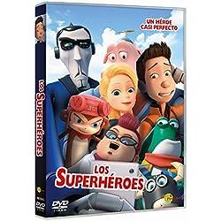 Los Superhéroes [DVD]