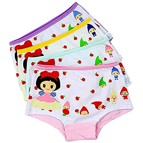 So Aromatherapy - Culotte - Fille - rose - 8-10 ans