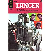 Lancer; Comic Book Edition of Classic American Westerns TV Series (English Edition)