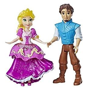 Disney Princess- SD Rapunzel and Eugene, Multicolor (Hasbro E3081ES0)