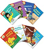 Oxford Reading Tree Read With Biff, Chip, and Kipper: Level 5. Pack of 8