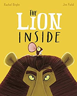 The Lion Inside by [Bright, Rachel]