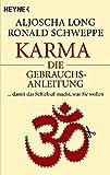 Karma - die Gebrauchsanleitung: ... damit das Schicksal macht, was Sie wollen - Aljoscha Long, Ronald Schweppe