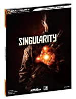 Singularity Official Strategy Guide de BradyGames