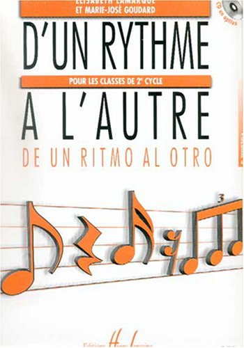 D'un rythme à l'autre 3 par Elisabeth Lamarque