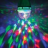 Global Gizmos 45570 LED-Party Leuchtmittel, B22 Bajonettsockel, 1 W