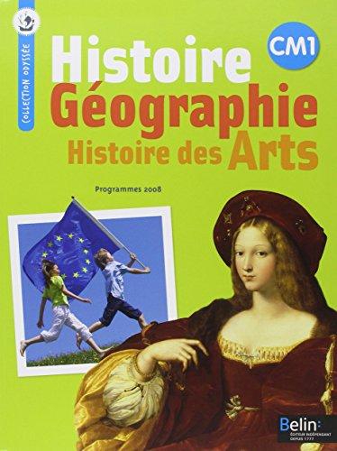 Histoire gographie CM1 : Histoire des arts