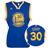 adidas Golden State Curry Replica Basketballtrikot Herren L - 54