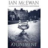 Atonement McEwan, Ian ( Author ) Mar-12-2002 Hardcover