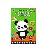 Best Livres 5 ans Olds - FunnyGoo Peinture éducative pour Enfants pour 3-6 Ans Review