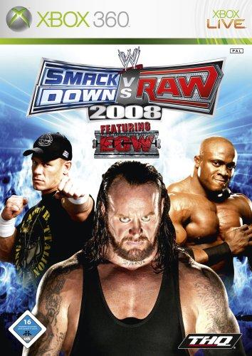 Wwe-360-spiele (WWE Smackdown vs. Raw 2008)