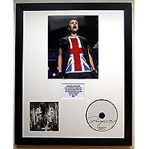 JUSTIN BIEBER/Foto y cd edición limitada del álbum/PURPOSE