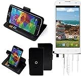 TOP SET: 360° Schutz Hülle Smartphone Tasche für