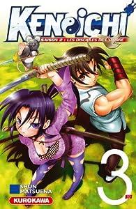 Ken-Ichi Saison 2 Tome 3