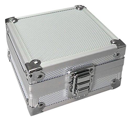 Armour & Danforth Mini-Koffer aus Aluminium, Modell: TMX4008