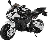 BMW 1000RR Kinder Ride on elektrischen Motorrad 12V–3Farben