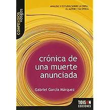 Cronica de una Muerte Anunciada (Compendios Vosgos Series / Vosgos Condensed Series)