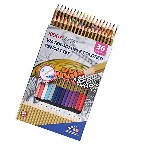 Stricknadel Watercolor Bleistift Conda wasserlöslich Bleistift Set Lapis nicht-toxische Farben Öl Bleistift Schreiben Pen Kit