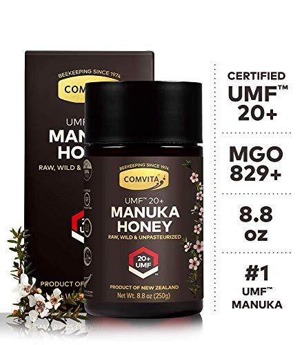 Comvita Manuka Honig UMF20+ MGO829 250 g - Nz Manukahonig Health